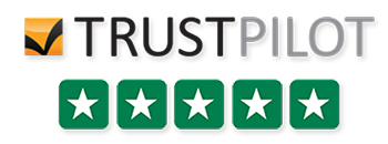 Top Ratings on Trust Pilot